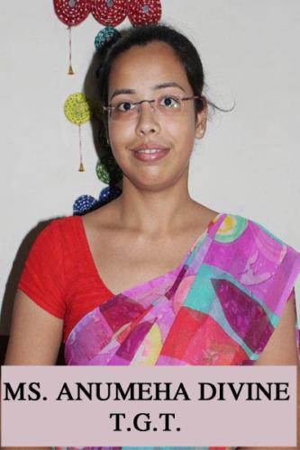 Anumeha Devine