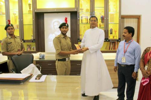 Kargil Vijay Diwas Prize 26.07.2019