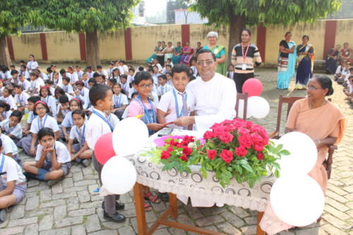 Principal's Day in Primary Wing 2019